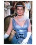 Barbara Shelley  Hand signed autograph (11)